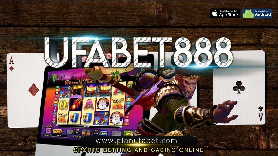 4. UFABET888 (Slot Machine)